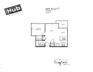 """Photo 15: 305 9009 CORNERSTONE Mews in Burnaby: Simon Fraser Univer. Condo for sale in """"THE HUB"""" (Burnaby North)  : MLS®# R2422237"""