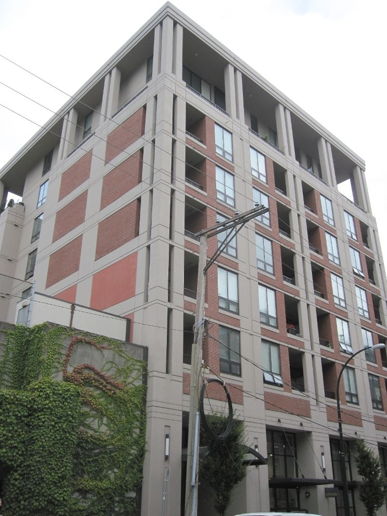 Main Photo: 705 531 Beatty in vancouver: Downtown Condo for sale (Vancouver West)
