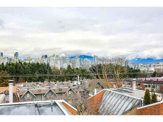 """Photo 8: 844 W 7TH AVE - LISTED BY SUTTON CENTRE REALTY in Vancouver: Fairview VW Townhouse for sale in """"WILLOW CASTLE"""" (Vancouver West)  : MLS®# V1106691"""