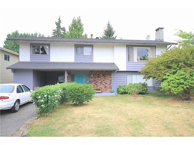 Main Photo: 12173 DOVER ST in Maple Ridge: West Central House for sale : MLS®# V1020696