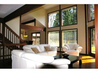 """Photo 2: 12650 261ST Street in Maple Ridge: Websters Corners House for sale in """"WHISPERING FALLS"""" : MLS®# V824540"""