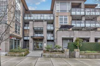 """Main Photo: 105 85 EIGHTH Avenue in New Westminster: GlenBrooke North Condo for sale in """"EIGHT WEST"""" : MLS®# R2536418"""