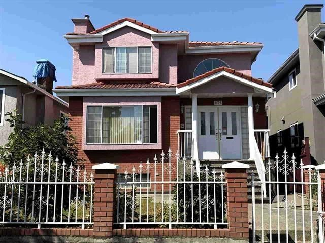 Main Photo: 875 E 50TH Avenue in Vancouver: South Vancouver House for sale (Vancouver East)  : MLS®# R2565522