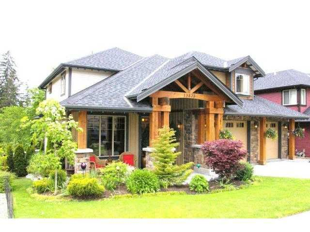 """Main Photo: 13825 DOCKSTEADER Loop in Maple Ridge: Silver Valley House for sale in """"TIMBERVIEW AT SILVER RIDGE"""" : MLS®# V854286"""