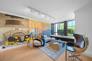 Photo 1: 203 238 ALVIN NAROD MEWS in Vancouver: Yaletown Condo for sale (Vancouver West)  : MLS®# R2604830