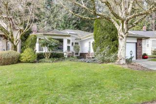 Photo 1: 29 RAVINE Drive in Port Moody: Heritage Mountain House for sale : MLS®# R2552820