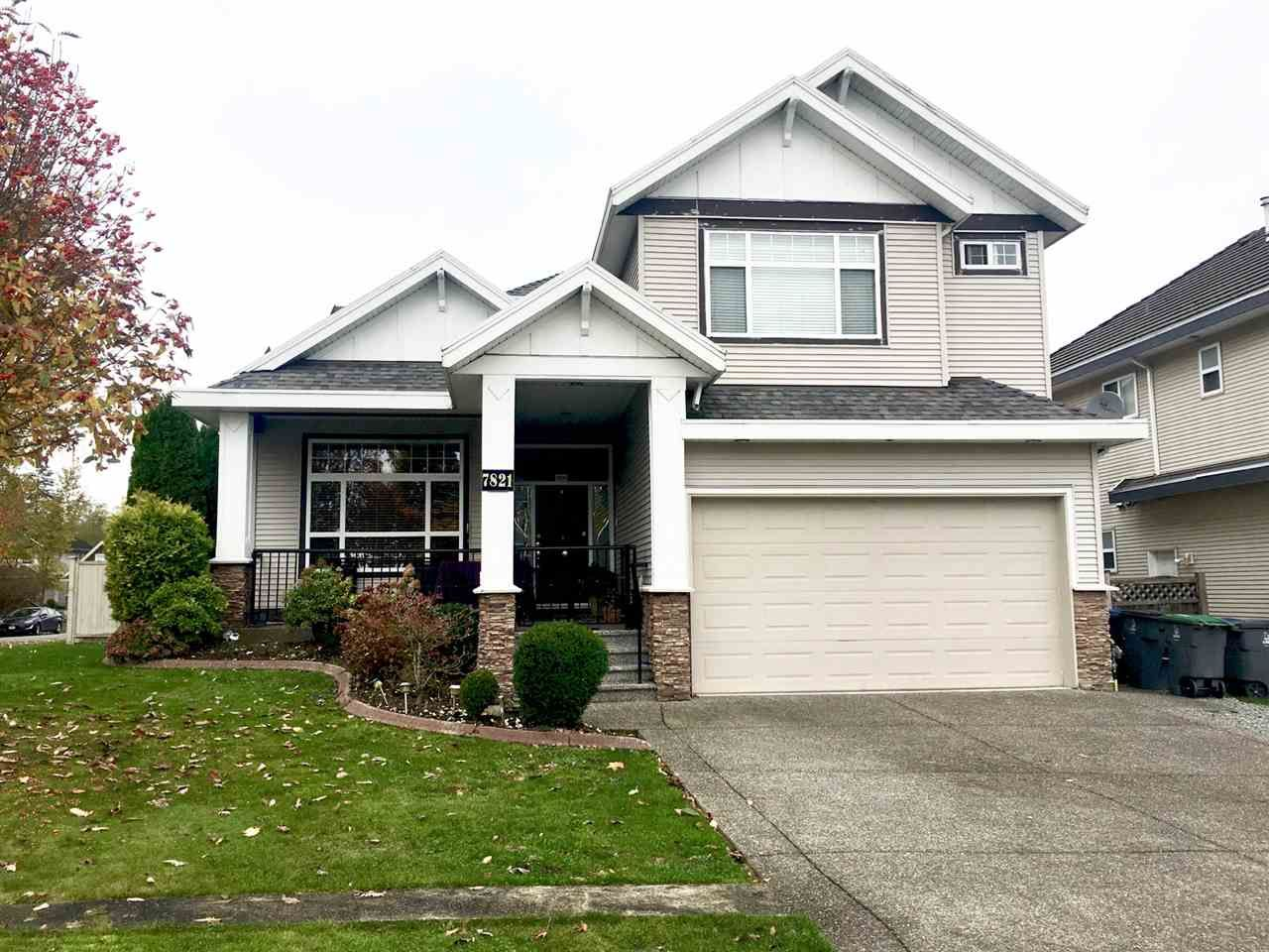 Main Photo: 7821 147A Street in Surrey: East Newton House for sale : MLS®# R2160878