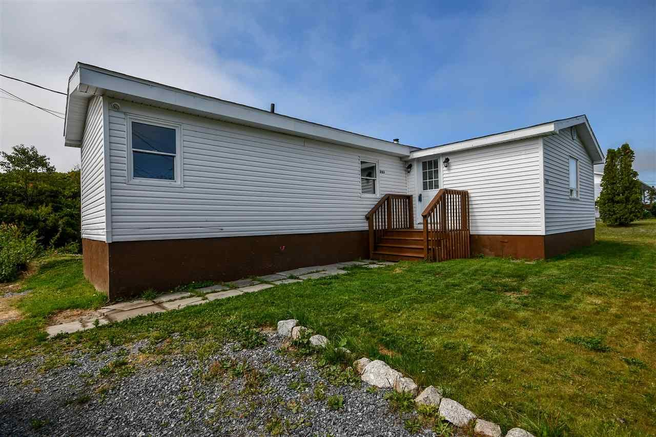 Main Photo: 203 Sandy Cove Road in Terence Bay: 40-Timberlea, Prospect, St. Margaret`S Bay Residential for sale (Halifax-Dartmouth)  : MLS®# 202018291