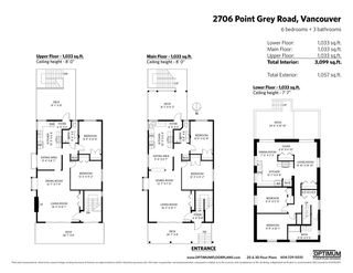 Photo 32: 2706 POINT GREY Road in Vancouver: Kitsilano House for sale (Vancouver West)  : MLS®# R2505369