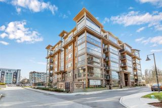 "Photo 1: B522 20716 WILLOUGHBY TOWN CENTRE Drive in Langley: Willoughby Heights Condo for sale in ""Yorkson Downs"" : MLS®# R2540598"