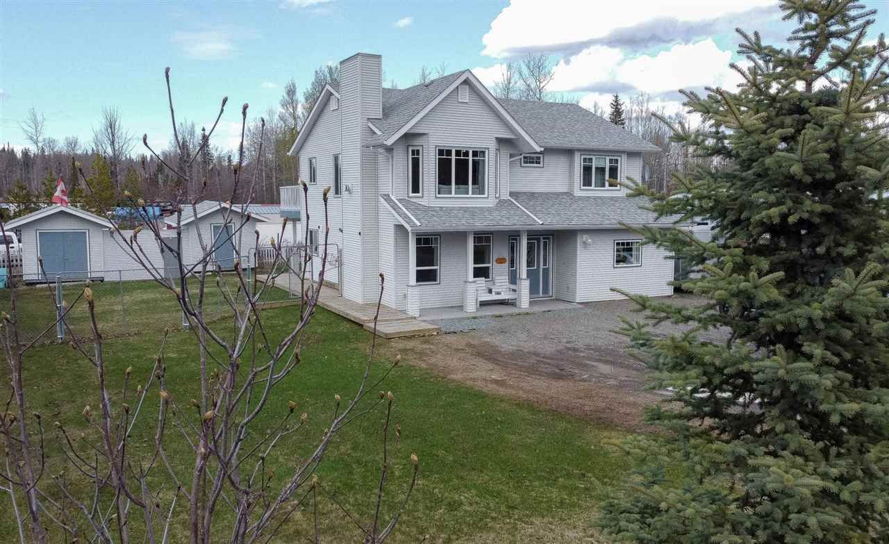 Main Photo: 7500 GISCOME Road in Prince George: North Blackburn House for sale (PG City South East (Zone 75))  : MLS®# R2575263