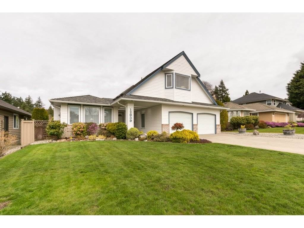 """Main Photo: 12939 19A Avenue in Surrey: Crescent Bch Ocean Pk. House for sale in """"Amble Green West"""" (South Surrey White Rock)  : MLS®# R2250547"""
