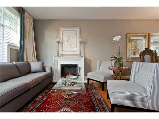 """Photo 3: 19 5880 HAMPTON Place in Vancouver: University VW Townhouse  in """"THAMES COURT"""" (Vancouver West)  : MLS®# V864065"""