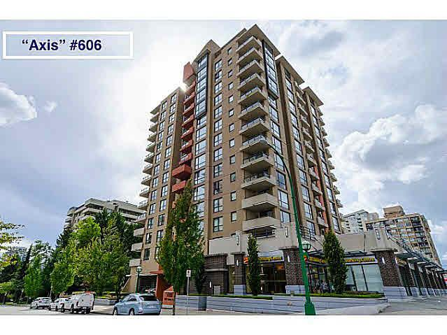 "Main Photo: 606 7225 ACORN Avenue in Burnaby: Highgate Condo for sale in ""Axis"" (Burnaby South)  : MLS®# V1142352"