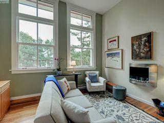 Photo 4: 306 120 Douglas St in VICTORIA: Vi James Bay Condo for sale (Victoria)  : MLS®# 807666