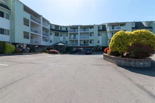 "Photo 1: 115 31850 UNION Avenue in Abbotsford: Abbotsford West Condo for sale in ""FERNWOOD MANOR"" : MLS®# R2400262"