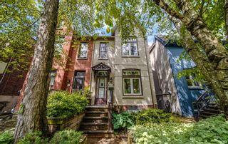 Photo 1: 338 Logan Avenue in Toronto: South Riverdale House (2 1/2 Storey) for sale (Toronto E01)  : MLS®# E4480515