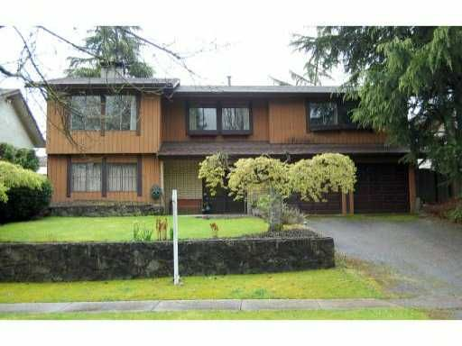 Main Photo: 7978 LAKEFIELD Drive in Burnaby: Burnaby Lake House for sale (Burnaby South)  : MLS®# V883714