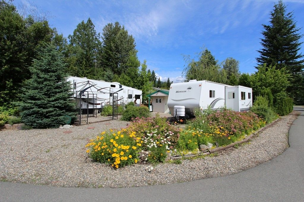 Main Photo: 294 3980 Squilax Anglemont Road in Scotch Creek: Recreational for sale : MLS®#   10067476