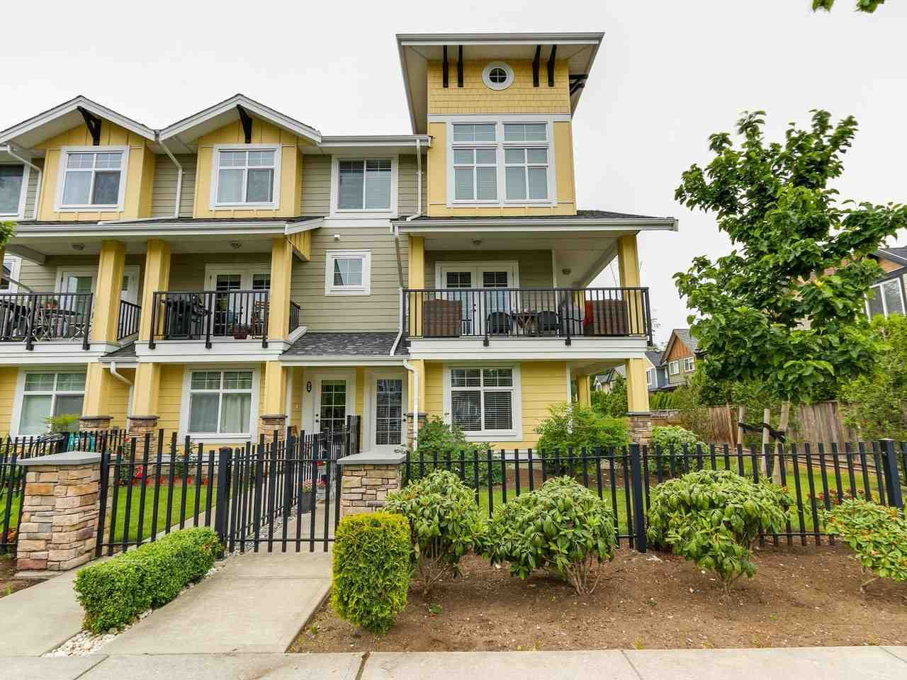 """Main Photo: 31 17171 2B Avenue in Surrey: Pacific Douglas Townhouse for sale in """"AUGUSTA TOWNHOUSES"""" (South Surrey White Rock)  : MLS®# R2280398"""