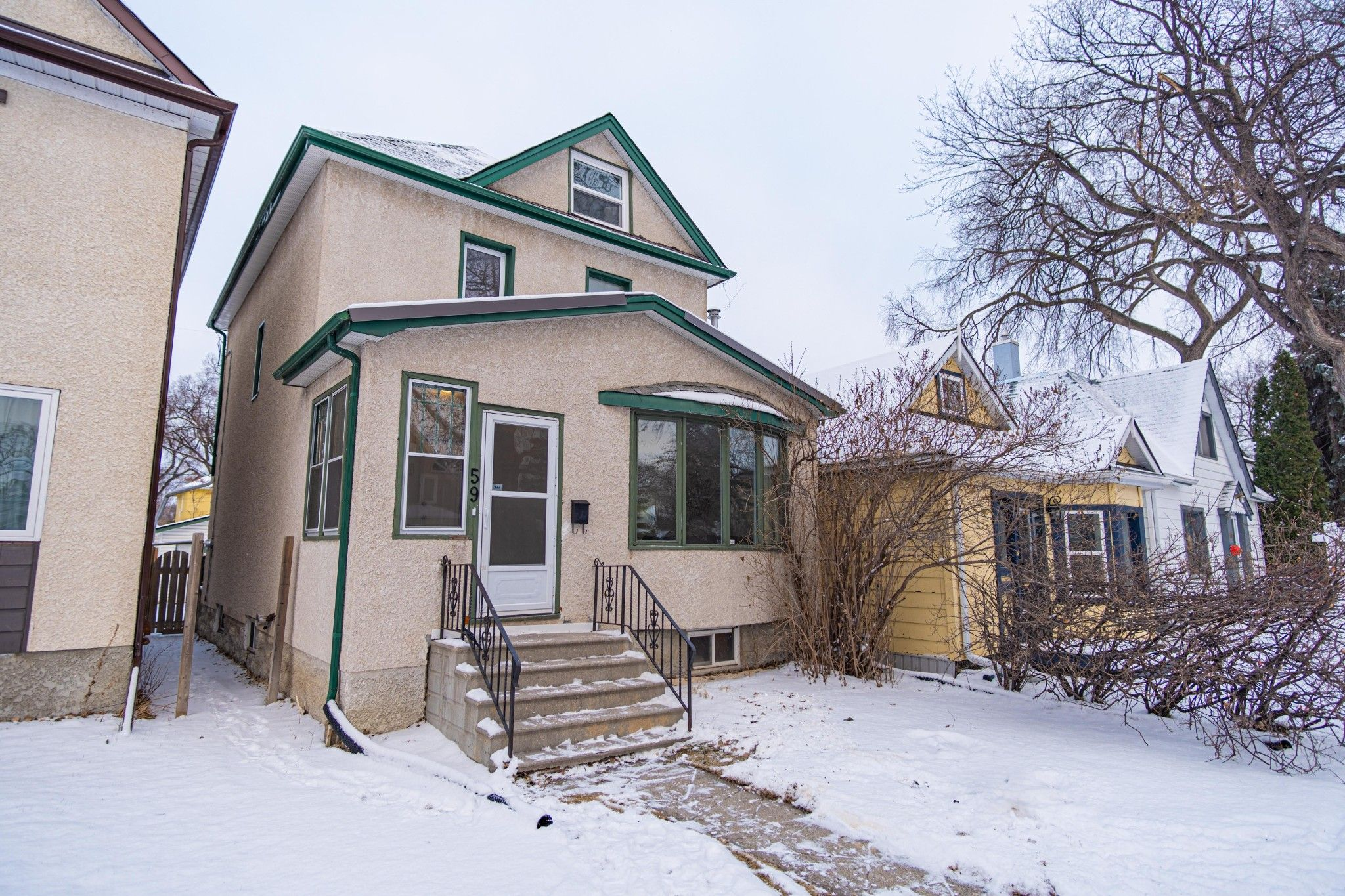 Main Photo: 59 Matheson Avenue in Winnipeg: Scotia Heights House for sale (4D)  : MLS®# 202028157
