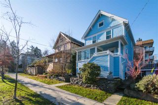 Photo 1: 2057 CYPRESS Street in Vancouver: Kitsilano House for sale (Vancouver West)  : MLS®# R2555186