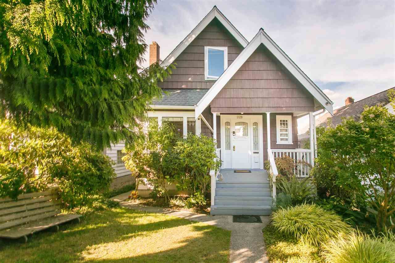 Main Photo: 3129 E 29TH AVENUE in : Renfrew Heights House for sale (Vancouver East)  : MLS®# R2042957