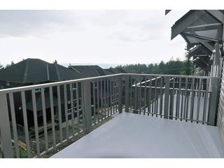"""Photo 18: 115 1480 SOUTHVIEW Street in Coquitlam: Burke Mountain Townhouse for sale in """"CEDAR CREEK"""" : MLS®# V1021731"""