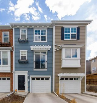 Photo 2: 61 Sherwood Row NW in Calgary: Sherwood Row/Townhouse for sale : MLS®# A1100882