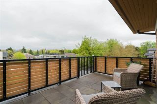 """Photo 34: 2412 DUNDAS Street in Vancouver: Hastings Sunrise Townhouse for sale in """"Nanaimo West"""" (Vancouver East)  : MLS®# R2620115"""