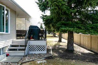 Photo 35: 10856 25 Avenue in Edmonton: Zone 16 House Half Duplex for sale : MLS®# E4254921