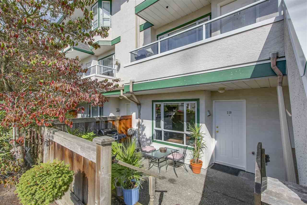 Main Photo: 110 3978 ALBERT Street in Burnaby: Vancouver Heights Condo for sale (Burnaby North)  : MLS®# R2209744