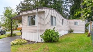 Main Photo: 110 5854 Turner Rd in : Na North Nanaimo Manufactured Home for sale (Nanaimo)  : MLS®# 875984