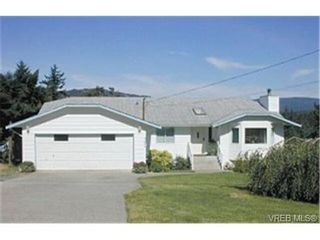 Photo 1: 3292 Jacklin Rd in VICTORIA: La Walfred House for sale (Langford)  : MLS®# 343239