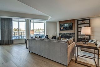 Photo 10: 501 128 Waterfront Court SW in Calgary: Chinatown Apartment for sale : MLS®# A1107113