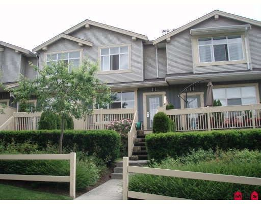 """Main Photo: 51 14959 58TH Avenue in Surrey: Sullivan Station Townhouse for sale in """"SKYLANDS"""" : MLS®# F2912763"""