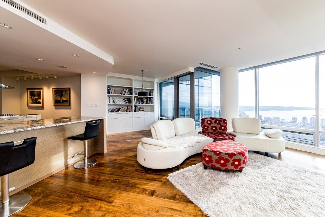 Main Photo: 4301 1111 ALBERNI Street in Vancouver: West End VW Condo for sale (Vancouver West)  : MLS®# R2608664