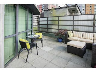 """Photo 10: 407 501 PACIFIC Street in Vancouver: Downtown VW Condo for sale in """"THE 501"""" (Vancouver West)  : MLS®# V1114876"""