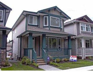 """Photo 1: 24222 103RD AV in Maple Ridge: Albion House for sale in """"HOMESTEAD"""" : MLS®# V605859"""