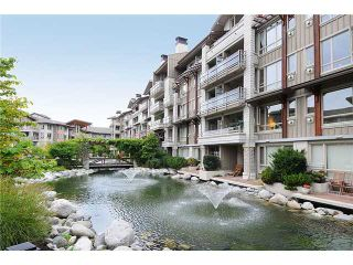 Photo 1: # 219 580 RAVENWOODS DR in North Vancouver: Roche Point Condo for sale : MLS®# V853664
