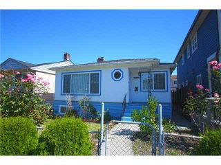 Main Photo: 3470 KNIGHT Street in Vancouver: Knight House for sale (Vancouver East)  : MLS®# R2540408