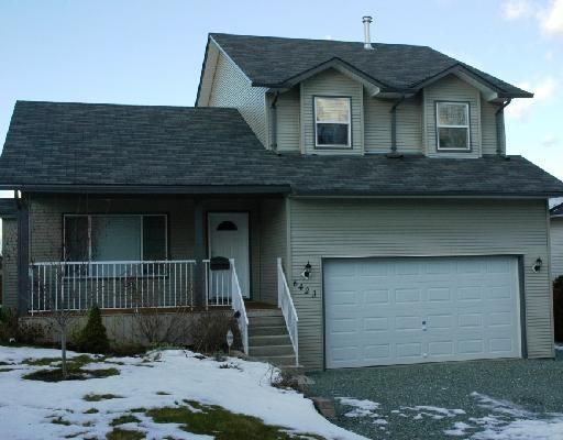 Main Photo: 6423 BURKITT Road in Prince_George: Hart Highlands House for sale (PG City North (Zone 73))  : MLS®# N177859