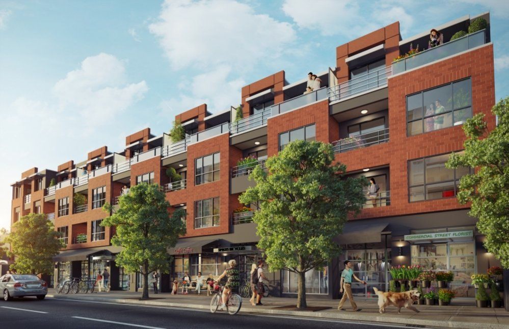 Main Photo: 308 3456 Commercial Street in Vancouver: Condo for sale