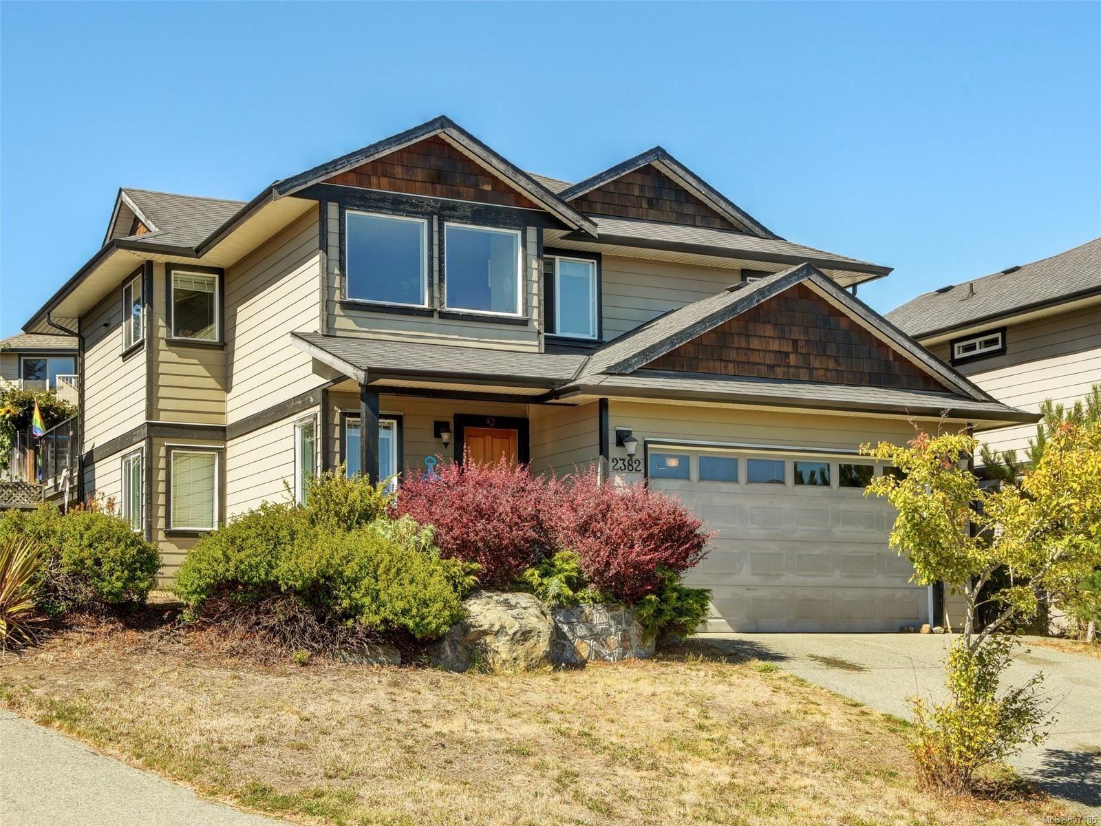 Main Photo: 2382 Caffery Pl in : Sk Sooke Vill Core House for sale (Sooke)  : MLS®# 857185