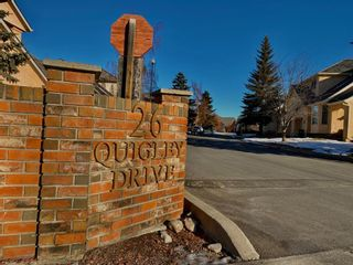Photo 29: 11 26 Quigley Drive: Cochrane Row/Townhouse for sale : MLS®# A1062070