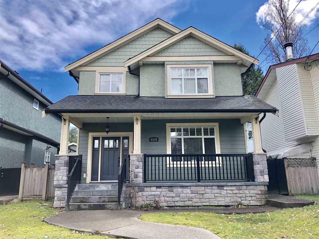 Main Photo: 8328 16TH Avenue in Burnaby: East Burnaby House for sale (Burnaby East)  : MLS®# R2356195
