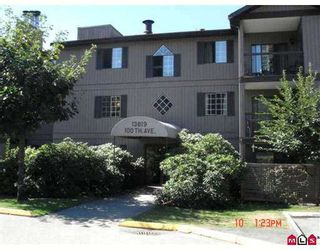 """Photo 1: 2214 13819 100TH Avenue in Surrey: Whalley Condo for sale in """"CARRIAGE LANE"""" (North Surrey)  : MLS®# F2723880"""