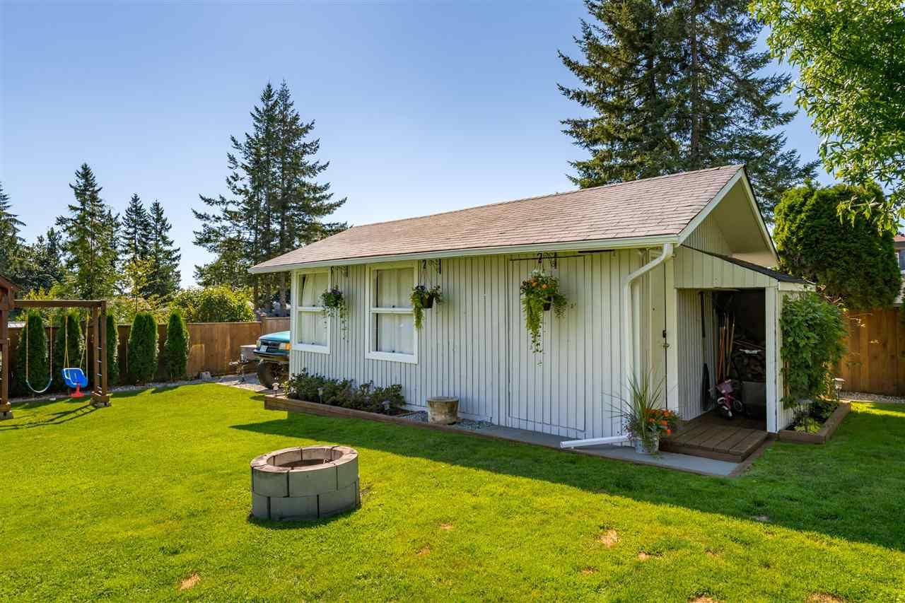 Photo 36: Photos: 32626 BADGER Avenue in Mission: Mission BC House for sale : MLS®# R2493289