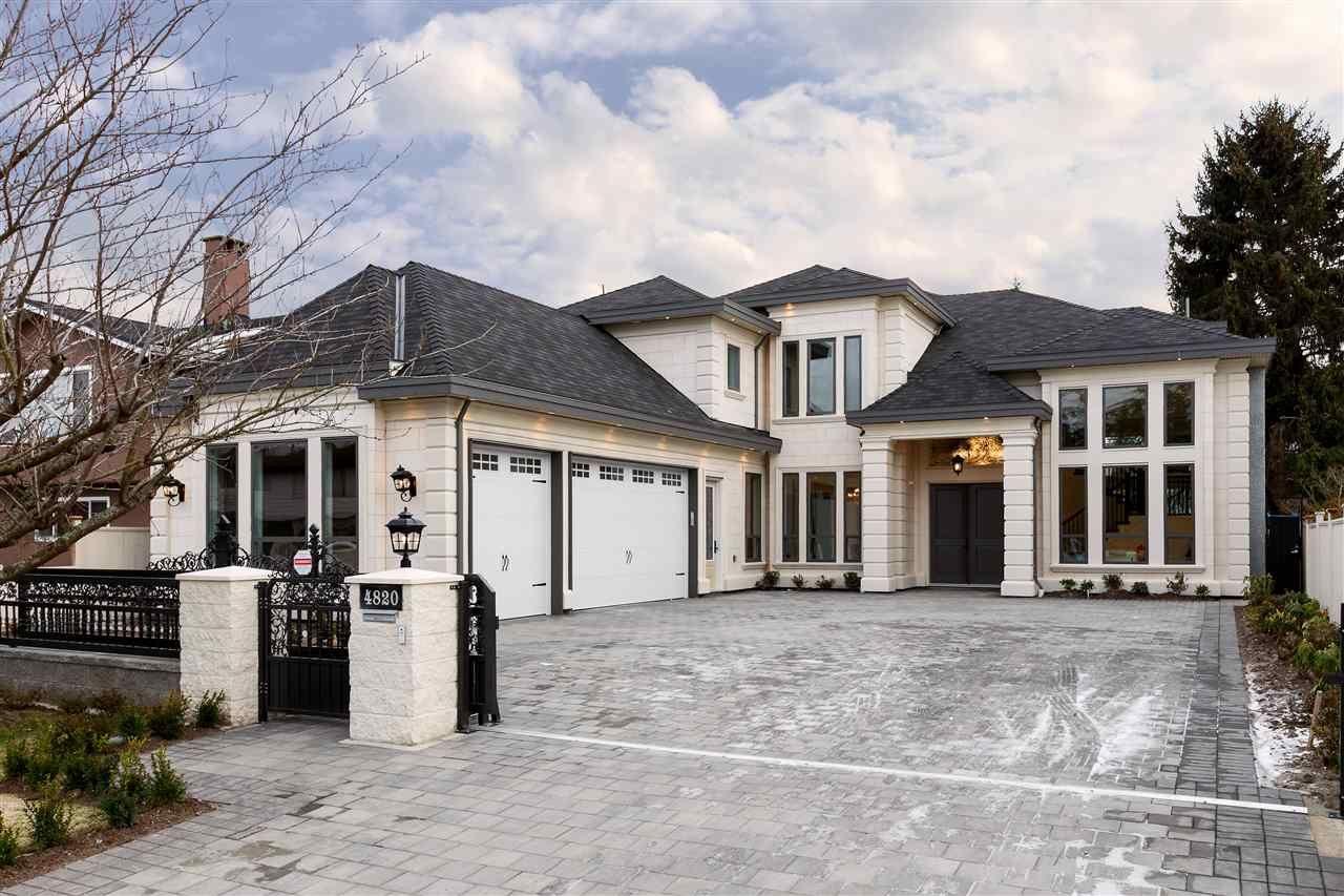 Main Photo: 4820 WINTERGREEN Avenue in Richmond: Riverdale RI House for sale : MLS®# R2129291