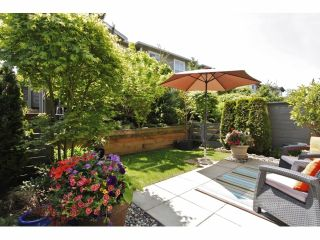 """Photo 21: 133 2729 158TH Street in Surrey: Grandview Surrey Townhouse for sale in """"KALEDEN"""" (South Surrey White Rock)  : MLS®# F1411396"""